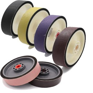 Diakron Soft Resin Wheels