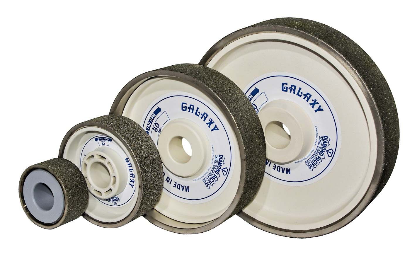 Galaxy Grinding Wheels