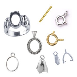 Jewellery Findings/Settings