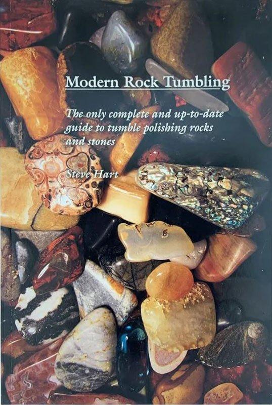 Book - Modern Rock Tumbling by Steve Hart