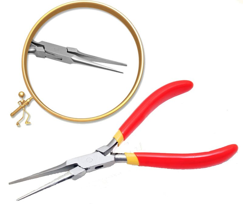 Pliers Long Chain Needle Nose
