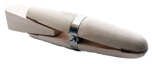 Wooden Ring Clamp - Wedge Type