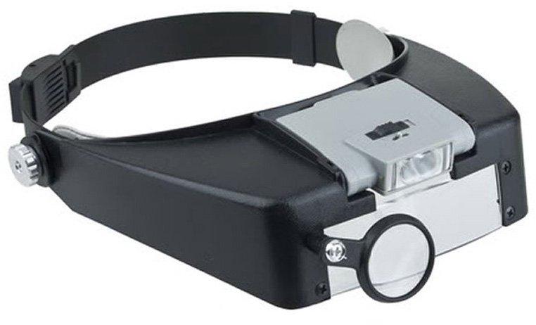 Head Magnifier w/Leds 10x