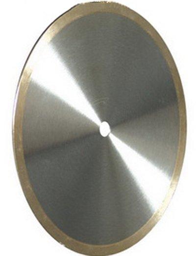 Continuous Rim Sintered Diamond Saw Blades