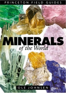 Book - Minerals of the World by Ole Johnsen
