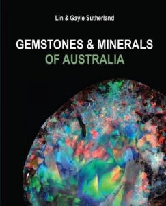 Book - Gemstones and Minerals of Australia by Lin & Gayle Sutherland