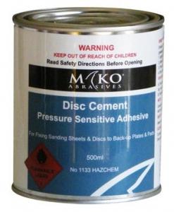 Disc Cement 500ml Mako