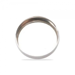 Bezel Cup Round 8mm Sterling Silver BCR