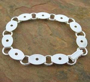 Bracelet Mount Blank Silver Plated