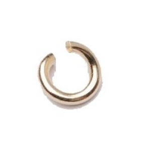 Jumpring 4mm 9ct Yellow Gold