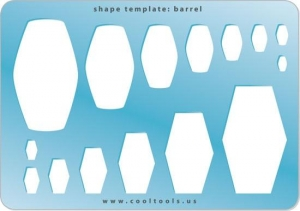 Template CoolTools #200 Barrels