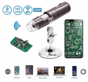 Wi-Fi Microscope Smartphone