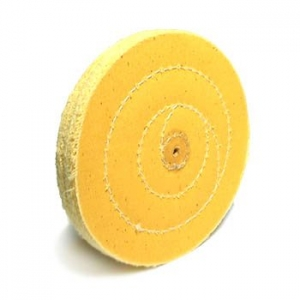 Muslin Buff Yellow 6'' x 20 Ply