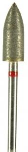 Diamond Sintered Bur #400 Grit 5x14mm Bullet (2.35mm)