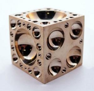 Dapping Block Brass 1.2''/29mm
