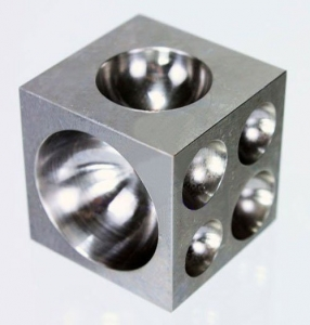 Dapping Block Steel 1.5''