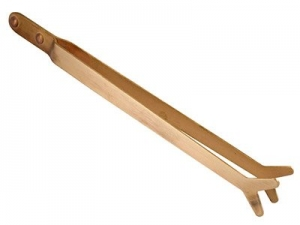 Copper Tongs Fish Tail H/Duty 21.5cm