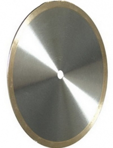 Continuous Rim Sintered Diamond Saw Blades