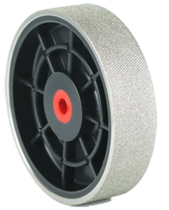 "Diakron DynaMax Textured Hard Diamond Grinding Wheels 8"""