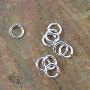 Jump Ring Sterling Silver