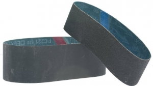Silicon Carbide Sanding Belt 6'' x 1.5''