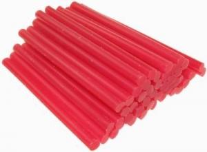 Sprue Wax 6mm x 600mm Red